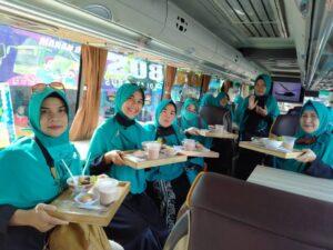 Makan Diatas Bus Sambil Keliling Kota Purwokerto?! Matas Bus Jawabannya!!