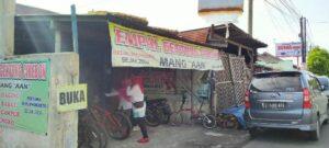 """Empal Gentong Cirebon """"Mang Aan"""" Kaliputih Purwokerto Wetan"""