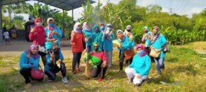World Cleanup Day 2020 Di Kelurahan Teluk Purwokerto, Sampah Kita Tanggung Jawab Kita
