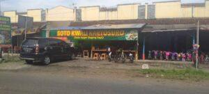 Soto Kwali Kartosuro : Porsi Pas, Gak Bikin Kenyang!