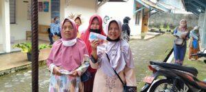 2x Berturut Turut Bantuan Pemerintah Cair Di Kelurahan Teluk Purwokerto Selatan