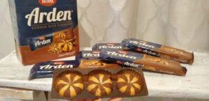 Arden Tender Bite Cookies : Hah Kukis Ada Isi krim Coklatnya?!
