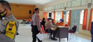 Donor Darah ke 4 FKK Di Kelurahan Teluk Purwokerto
