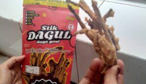 Stik Dagul : Dage Gaul, Sepintas Mirip Stik Coklat!