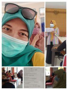 Pelatihan Kader Untuk Pendataan Keluarga 2021 Di Kelurahan Teluk Purwokerto Selatan