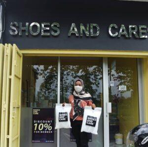 Shoes And Care Purwokerto, Sepatu Lama Kembali Baru