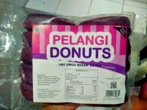 Pelangi Donuts, Menikmati Donat Tinggal Sreng