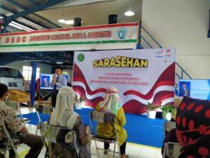 Sarasehan Dan Paparan Program Pendidikan SMK Kesatrian Purwokerto 2021