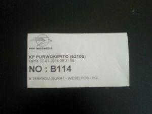 Pelayanan mengecewakan kantor pos pusat purwokerto