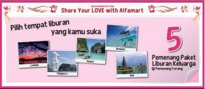 share your love alfamart