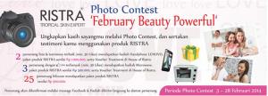 Photo Contest Ristra