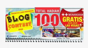 Blog Contest Prioritas Land Indonesia