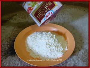 tepung bakwan siap saji