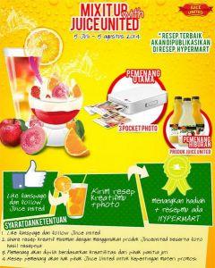 Kontes Resep Minuman