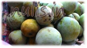 buah lokal