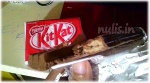 Kit-Kat : Lebih Berasa Coklatnya Ketimbang Wafernya