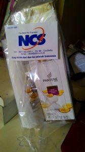 sample pantene