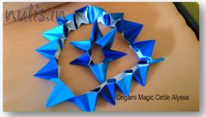 Magic Circle : Origami Alyssa Part 2