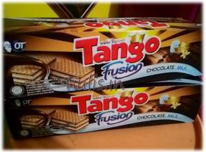 Tango Fusion :  Wafer Renyah Paling Juara!