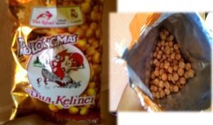Kacang Polong Polongmas Dua Kelinci : Gurih Renyahnya Ga Berlebihan