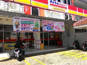 Alfamart Jendral Sudirman 3 Cilacap : Rasanya Ga Pengen Balik Lagi