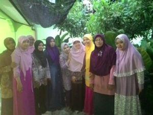 Parenting Class Al Hadid SDIT Harapan Bunda Purwokerto (Belajar Metode Sentra)
