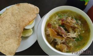 Nasi Soto Ayam Banaran : Lebih Menggugah Selera Aslinya!