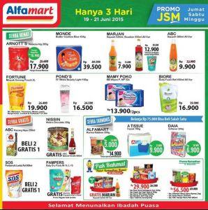 JSM Alfamart 19-21 Juni 2015