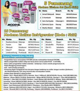 265 Pemenang Impian Dapur Bunda (Alfamart)