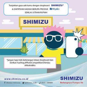 Foto Kontes Shopboard Shimizu Berhadiah Produk-Produk Miyako!