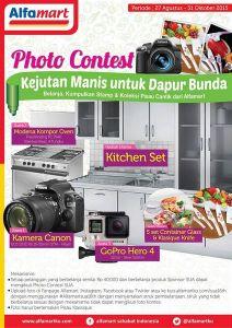 Photo Contest Kejutan Manis Untuk Dapur Bunda