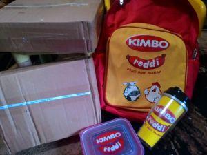 Hadiah Hiburan Undian Kimbo Reddi : Perlengkapan Sekolah