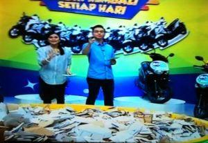Pemenang Harian 10 Honda Beat Sonice Tahap 2 (06/11/2015)