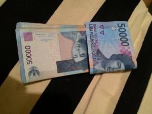 Cash Money Rp. 1 Juta Hadiah Dana Pendidikan SGM (Indomaret)