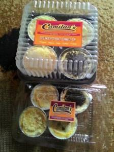 Klappertart Camilans : Mau Original,Kismis, Keju, Coklat Atau Vanila?