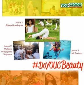 13 Pemenang #DoYouCBeauty (YouC1000Vitamin)