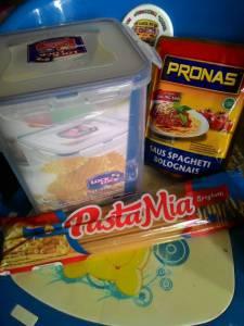 Goodie Bag Pronas : Hadiah Tebak Gambar