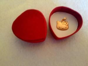 Liontin Hello Kitty Hadiah Bulanan Point Bulanan Sweety Academy