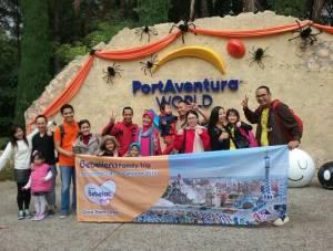 Bebehero Family Trip Goes To Barcelona : Hadiah Undian Bebelac Indomaret