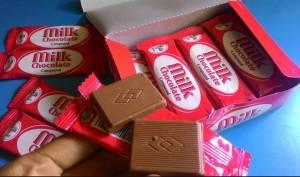 Coklat Jago : Coklat Compound Masa Kecil