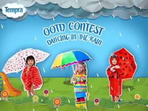 Kontes Foto OOTD Sikecil Saat Hujan Berhadiah Voucher Belanja