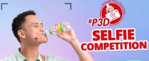 P3D Selfie Competition Berhadiah Voucher Belanja