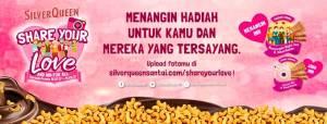 Share Your Love Berhadiah Instax Mini & Memorable Night Out
