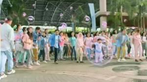 Joget Downy Challenge Berhadiah Trip Ke Singapura