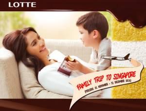 38 Pemenang Family Happy Moment Chocho Pie - Alfamart