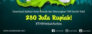 Kontes Foto Avian Brands Berhadiah Total 280 Juta Rupiah