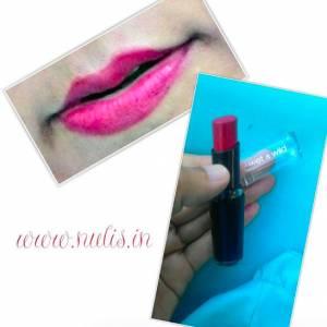 Lipstik Wet n Wild Stop Light Red : Menor Banget
