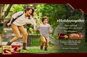Holiday Together With Choco Pie Berhadiah Voucher Belanja