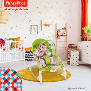 Aksi Momen Terbaik Fisher Price Berhadiah Produk Jutaan Rupiah