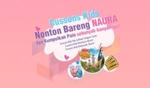 Beli Cussons Kids Berhadiah Nonton Bareng Naura